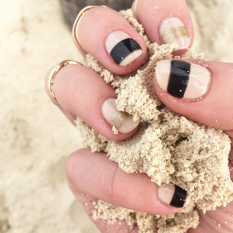 vacation nails inspo