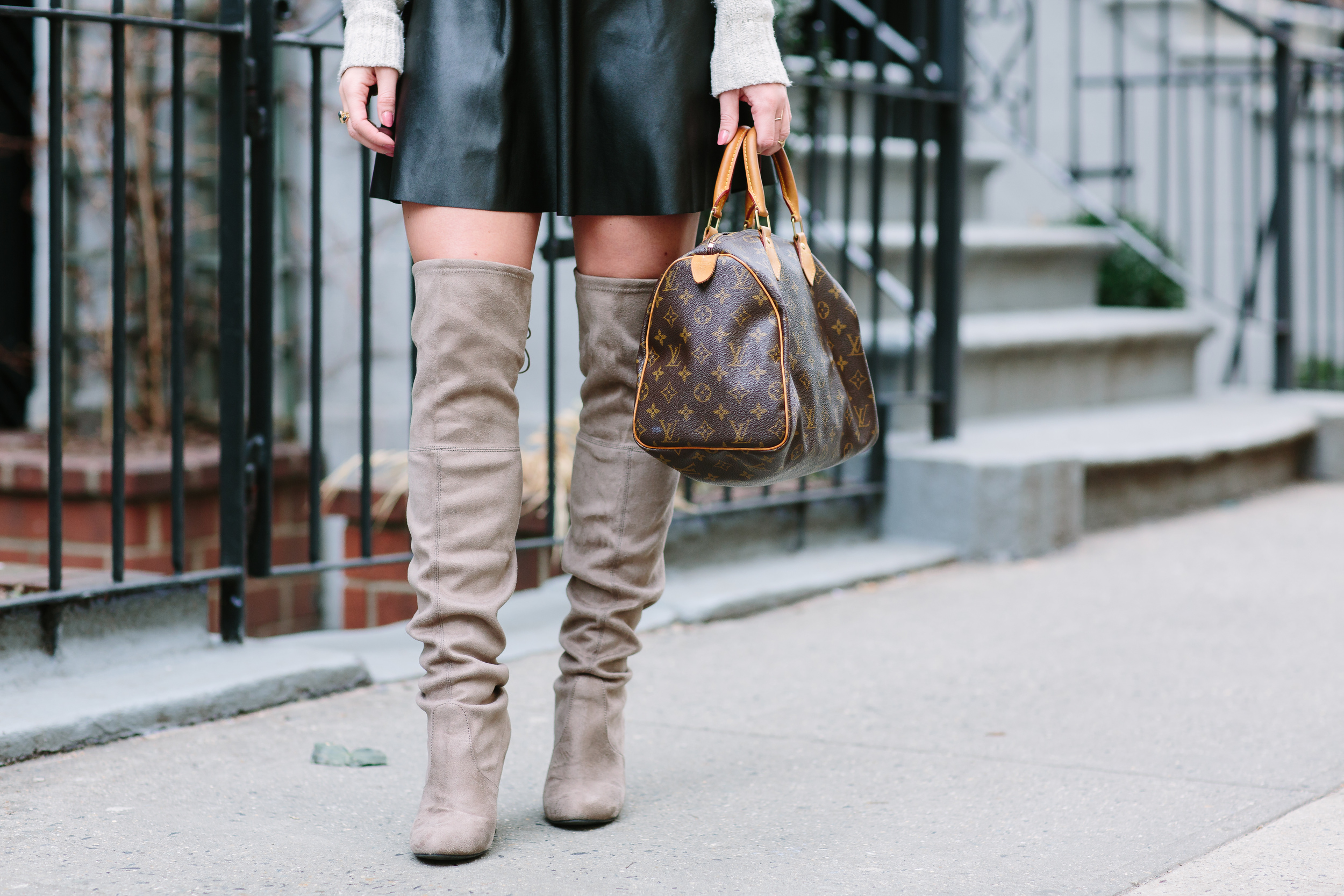 steve madden taupe gorgeous boot
