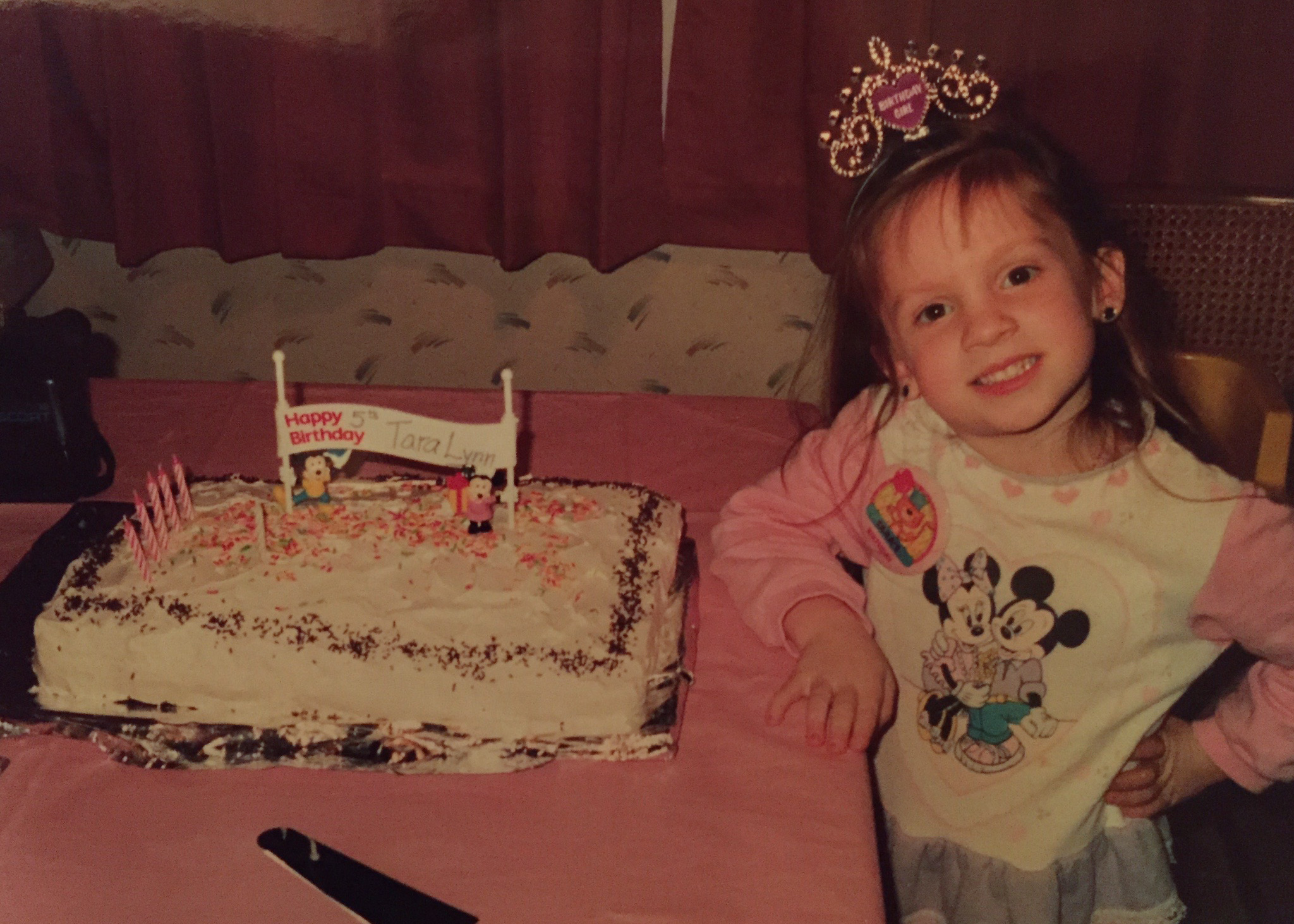 Me at five years old. Originator of the hand on hip pose? Maybe.