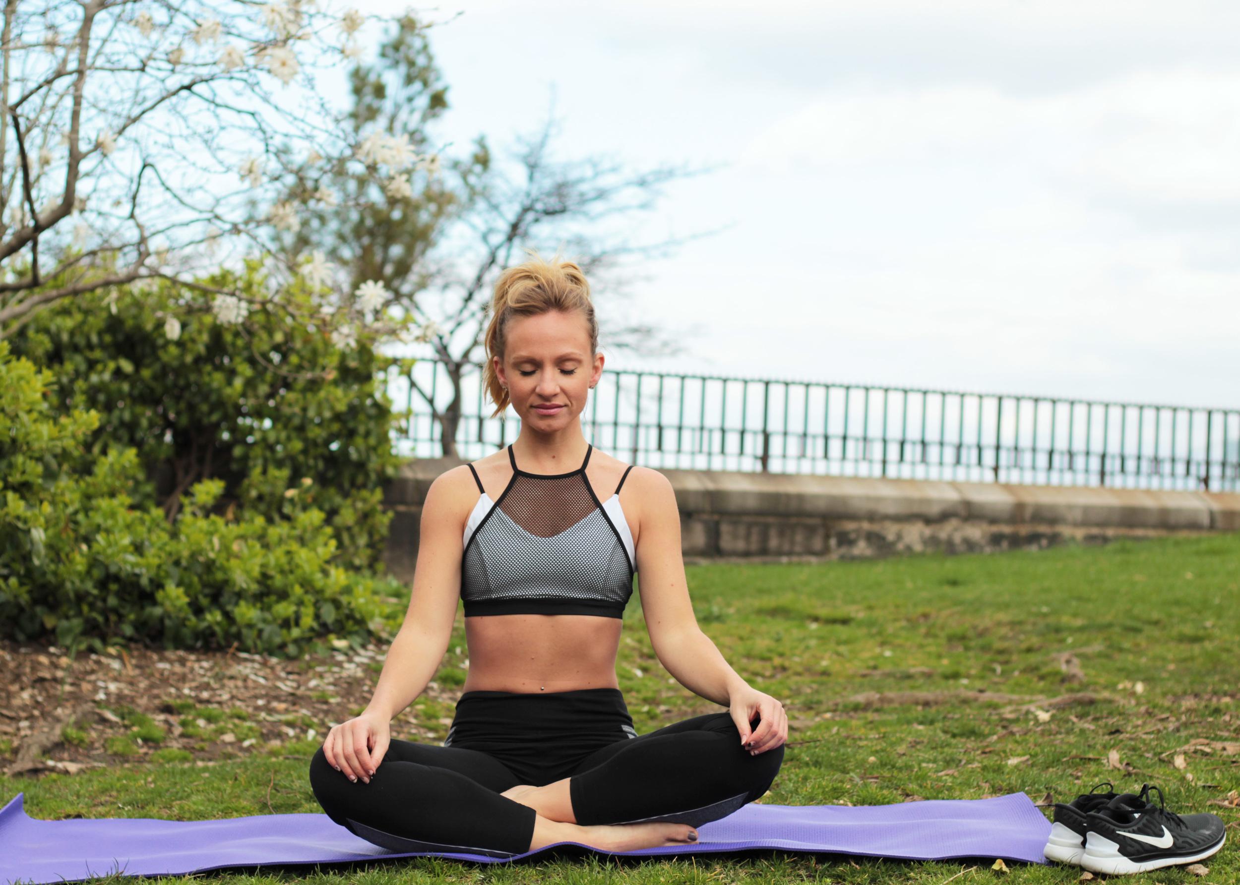 how to become a yogi