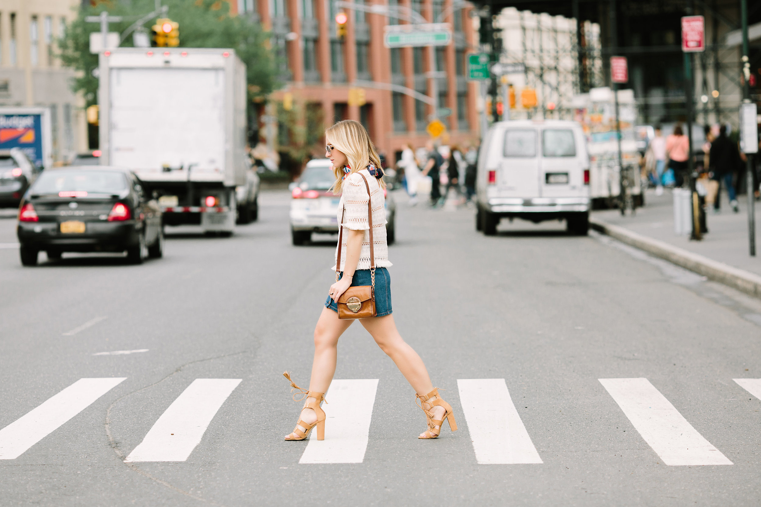 NYC spring street style