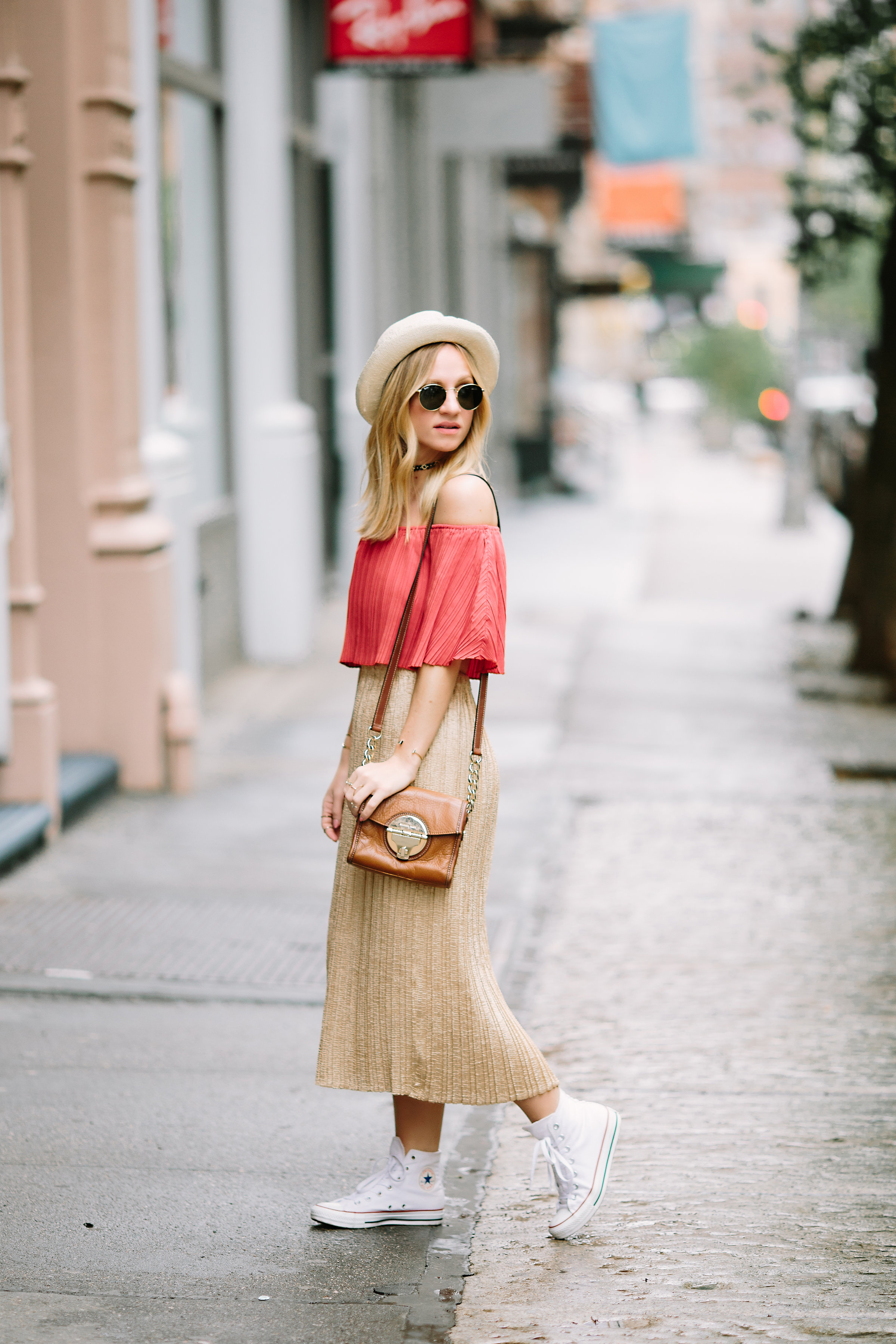 summer style in NYC