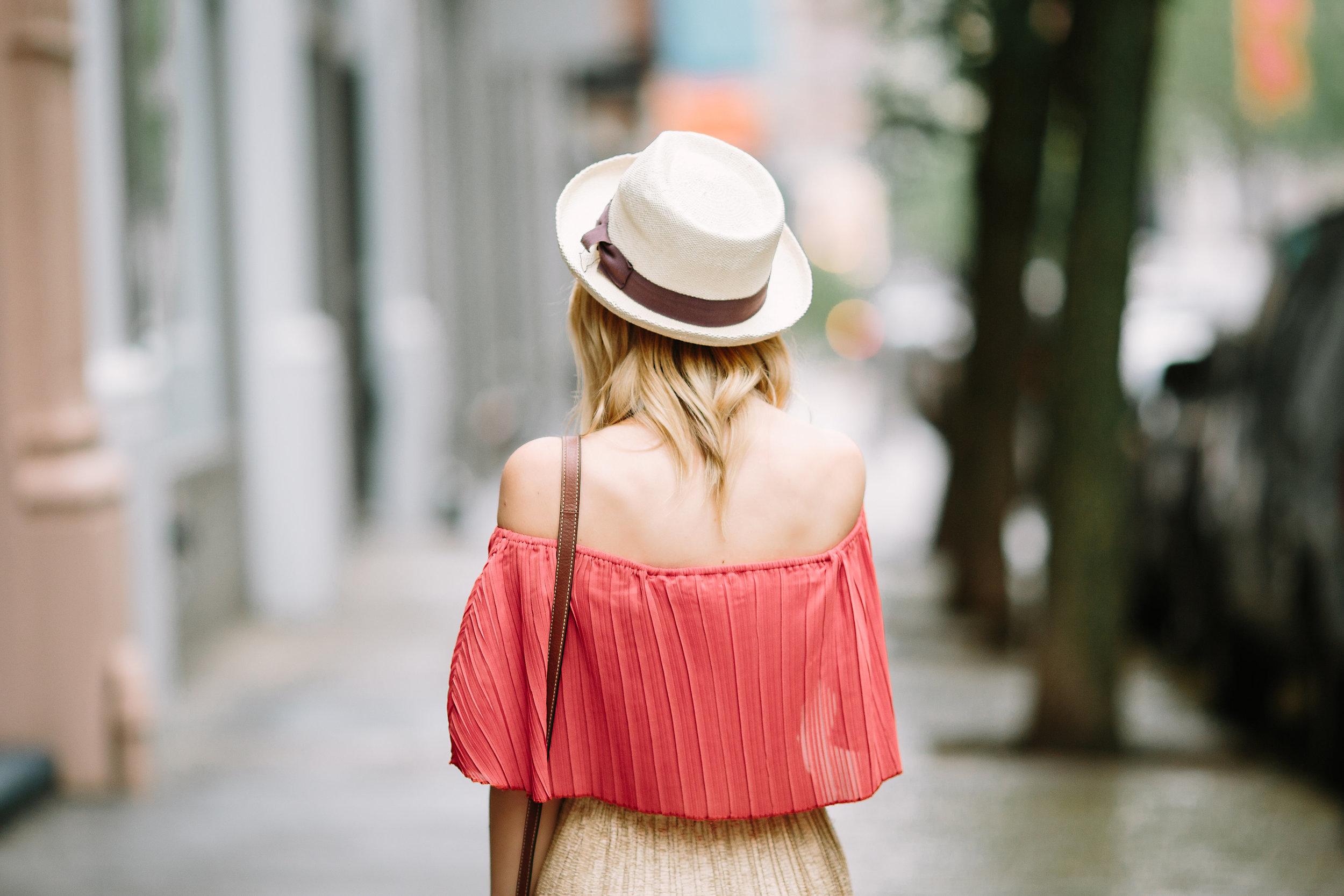 brooklyn hat company fedora