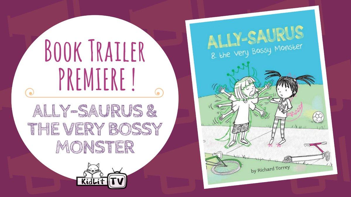 KidlitTV premiere for ALLY trailer