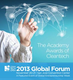 Clean Tech 2013 Global Forum - program