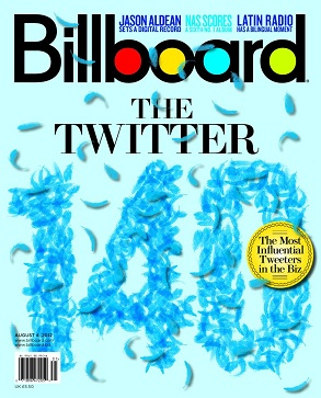 Billboard Cover: The Twitter