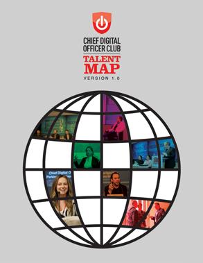 Rosenzweig & Company Partner David Mathison's Chief Digital Officer Talent Map