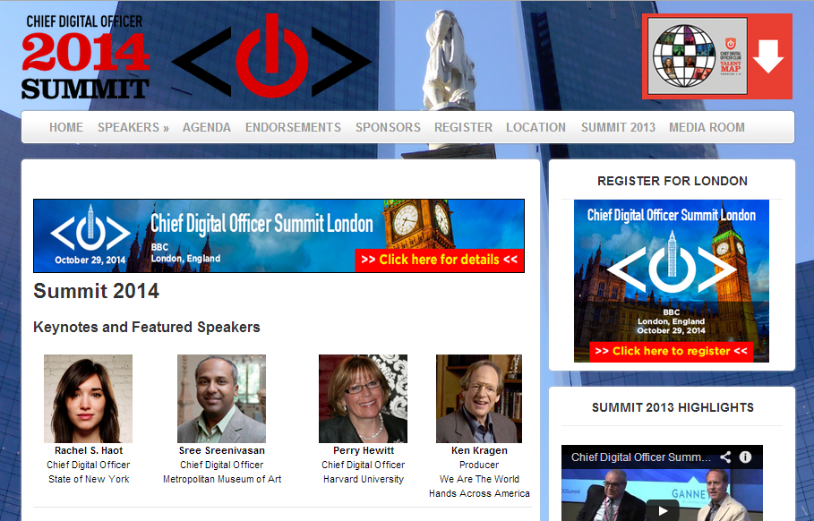 CDO Summit 2014