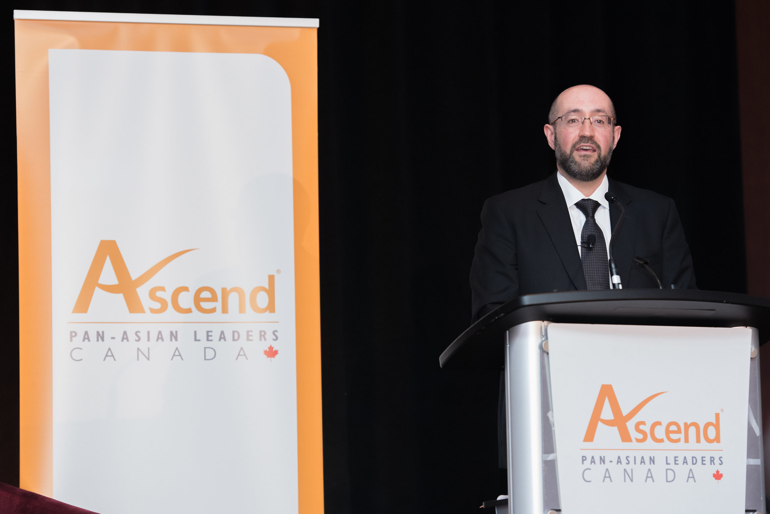 Jay Rosenzweig Speaking On Leadership & Diversity At Ascend Pan Asian Gala Dinner - close up.jpg