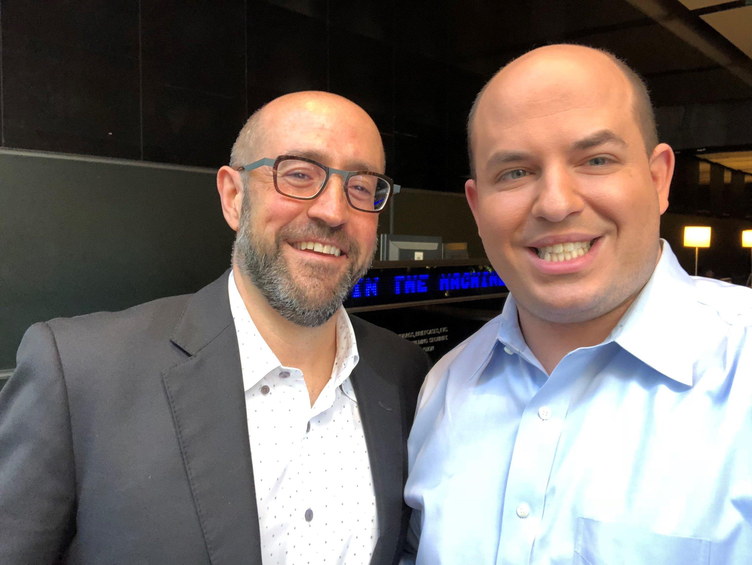 Jay Rosenzweig & Brian Stelter
