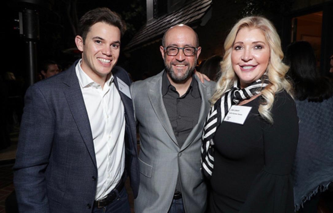 Matt Graham, Jay Rosenzweig & Lisa Lisson