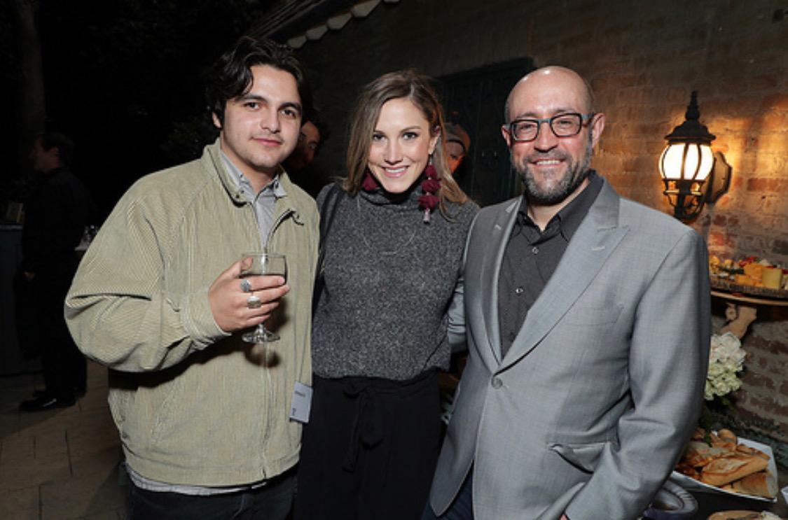 Jay Rosenzweig, Emmanuel Franco & Claire Donald