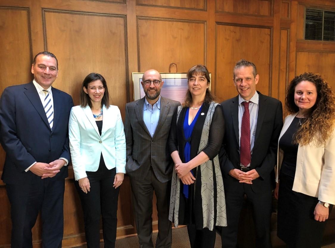 Jay Rosenzweig welcomes Canadian Ambassadors - Pierre Alarie (Mexico) - Patricia Pena (Chile) - Marcel Lebleu (Colombia) - Gwyneth Kutz (Peru & Bolivia)-1.jpg