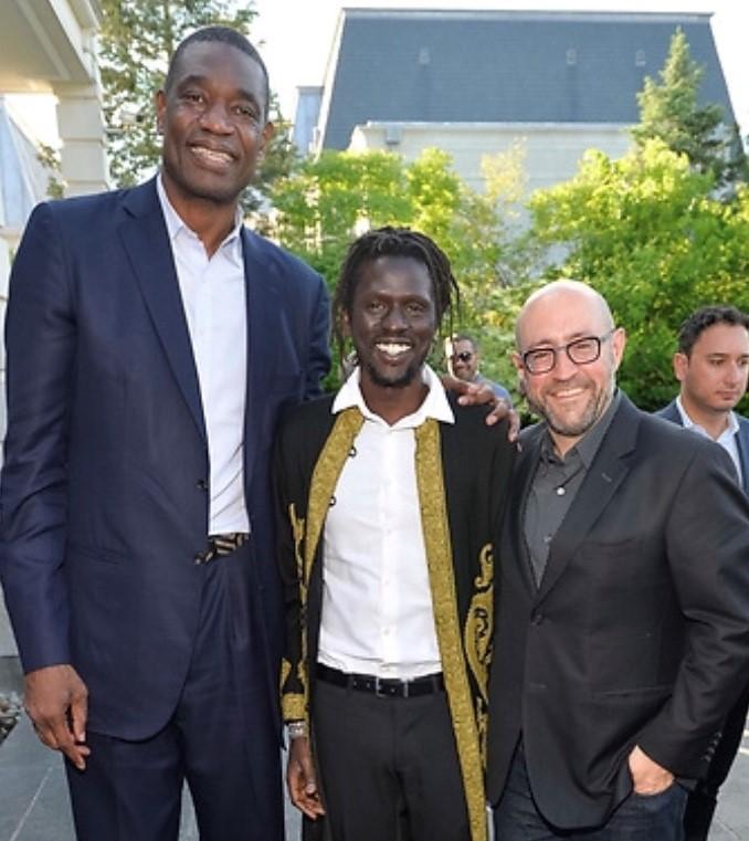 RCI - Dikembe Mutombo, Emmanuel Jal, Jay Rosenzweig 20190715.jpg
