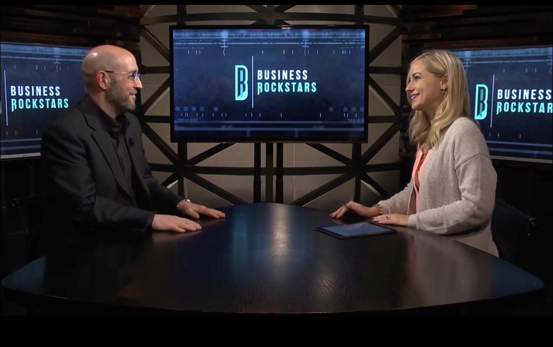 RCI - Jay Rosenzweig & Alex Wehrley in LA Studio of Business Rockstars  20190716.jpg