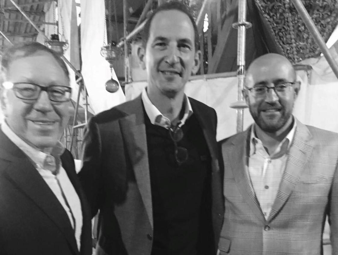 RCI - Irwin Cotler, Jordan Banks, Jay Rosenzweig 20190809.jpg