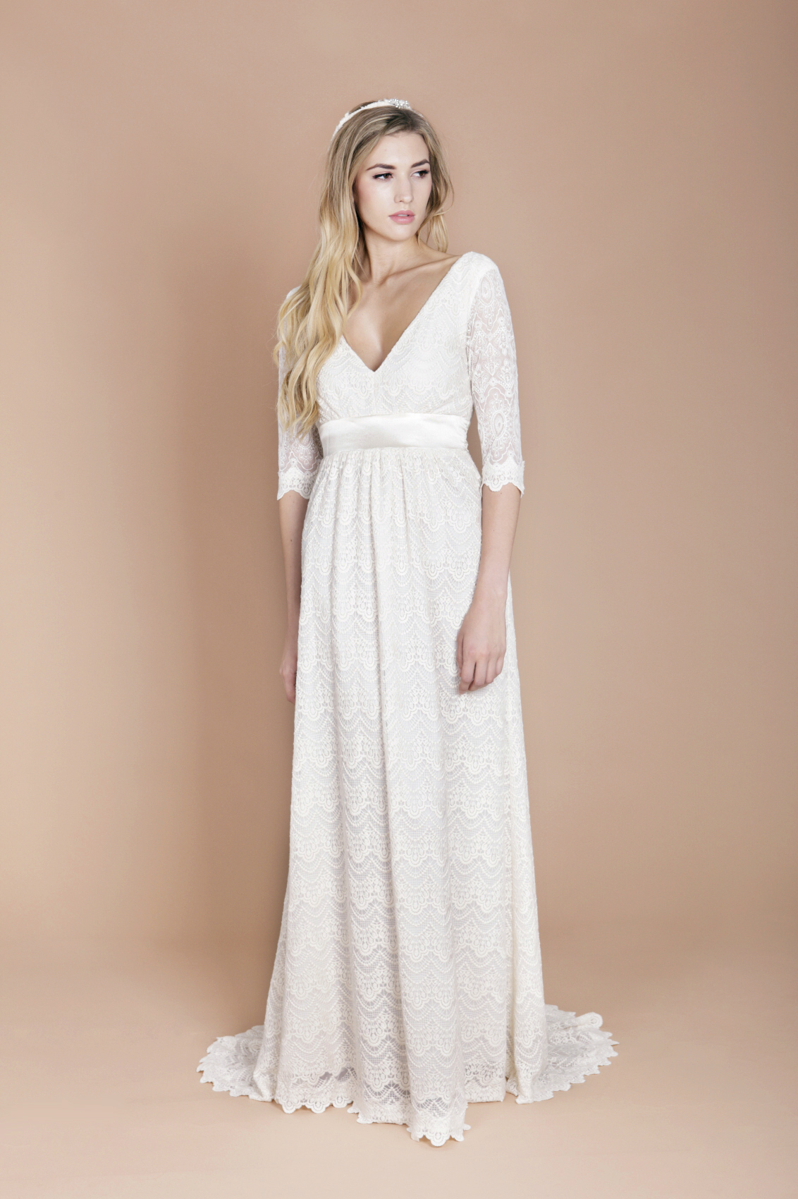 The CHARLEY dress by Minna. Available soon from Archive 12. £1350