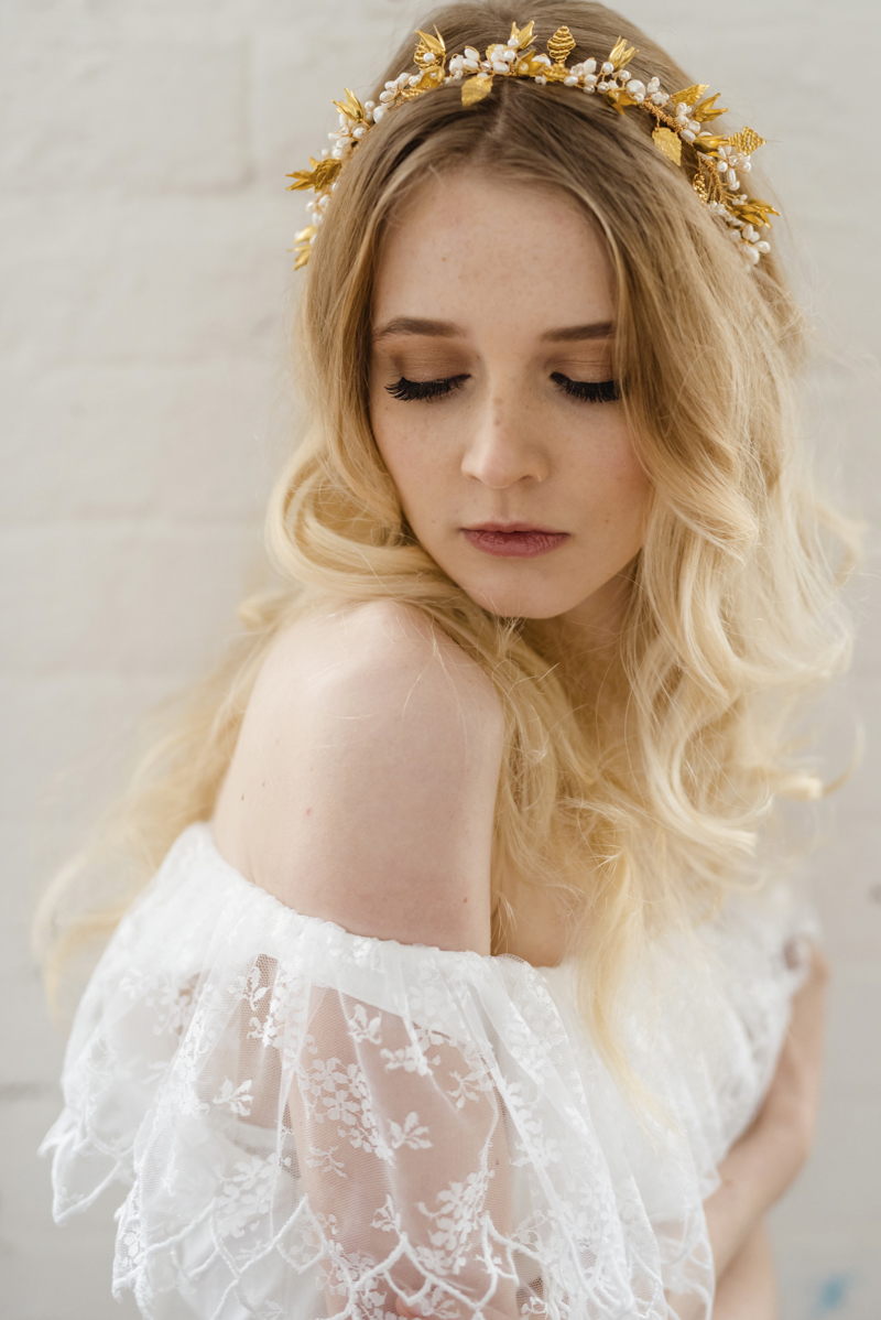blue meadow bridal vintage inspired boho bridal shoot The Lous