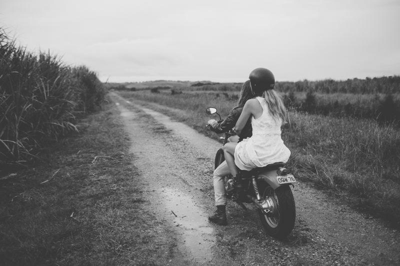 biker chick wedding dress archive 12