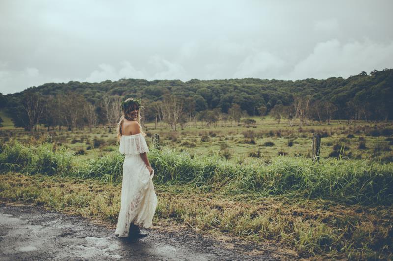 cool wedding dresses NI
