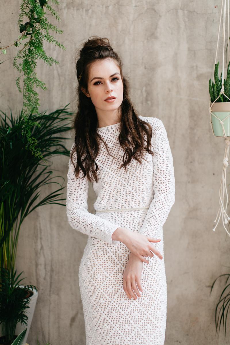 vintage crochet wedding dress - Archive 12, Ireland
