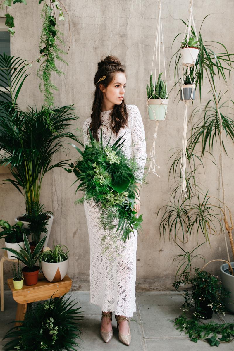 botanical inspired wedding inspo Ireland.