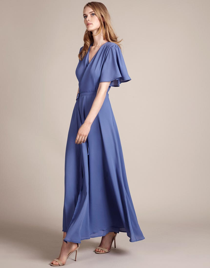 Florence in bluebell. Cool brides,aids dresses ireland