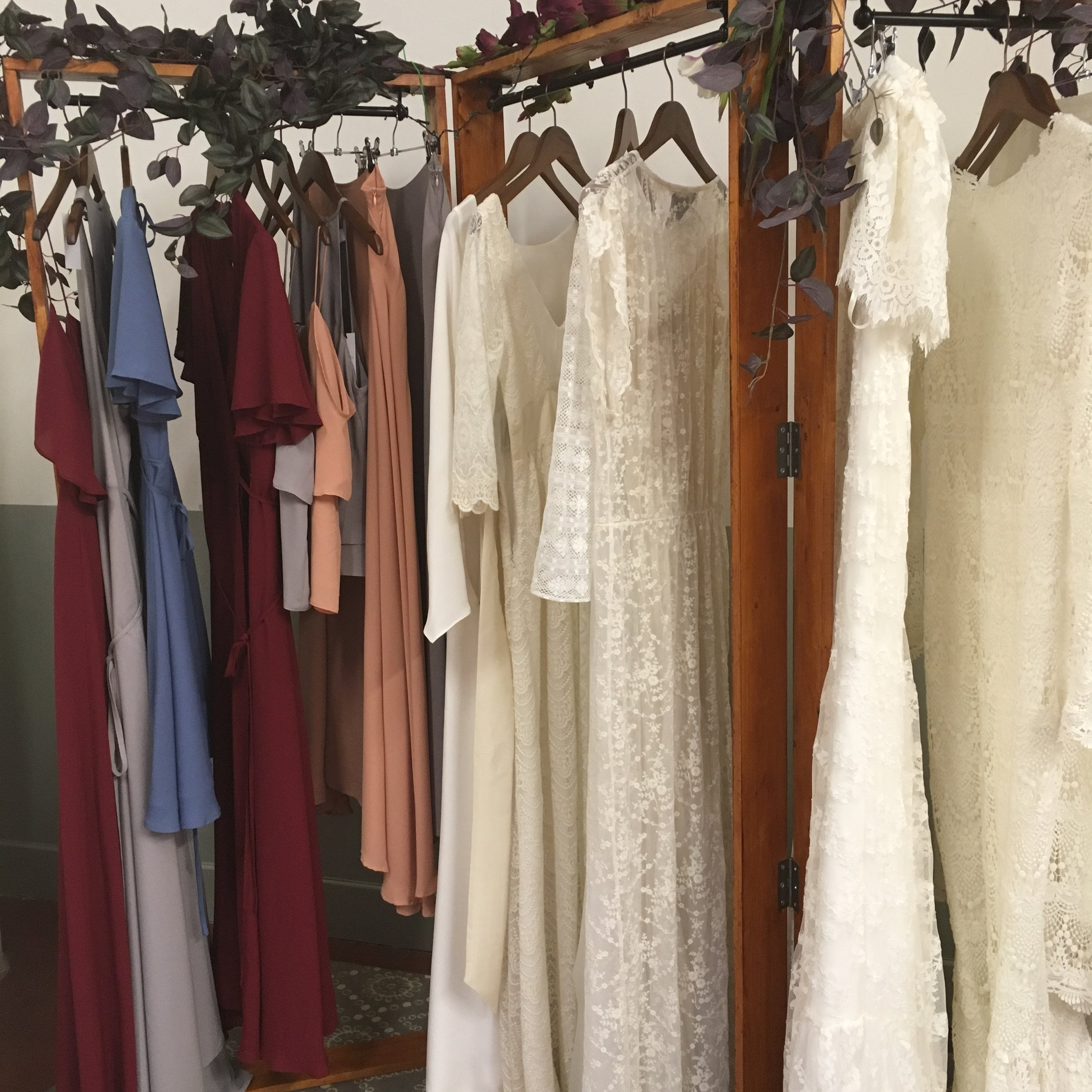 recent additons - Rewritten Bridesmaids and Daughters of Simone.