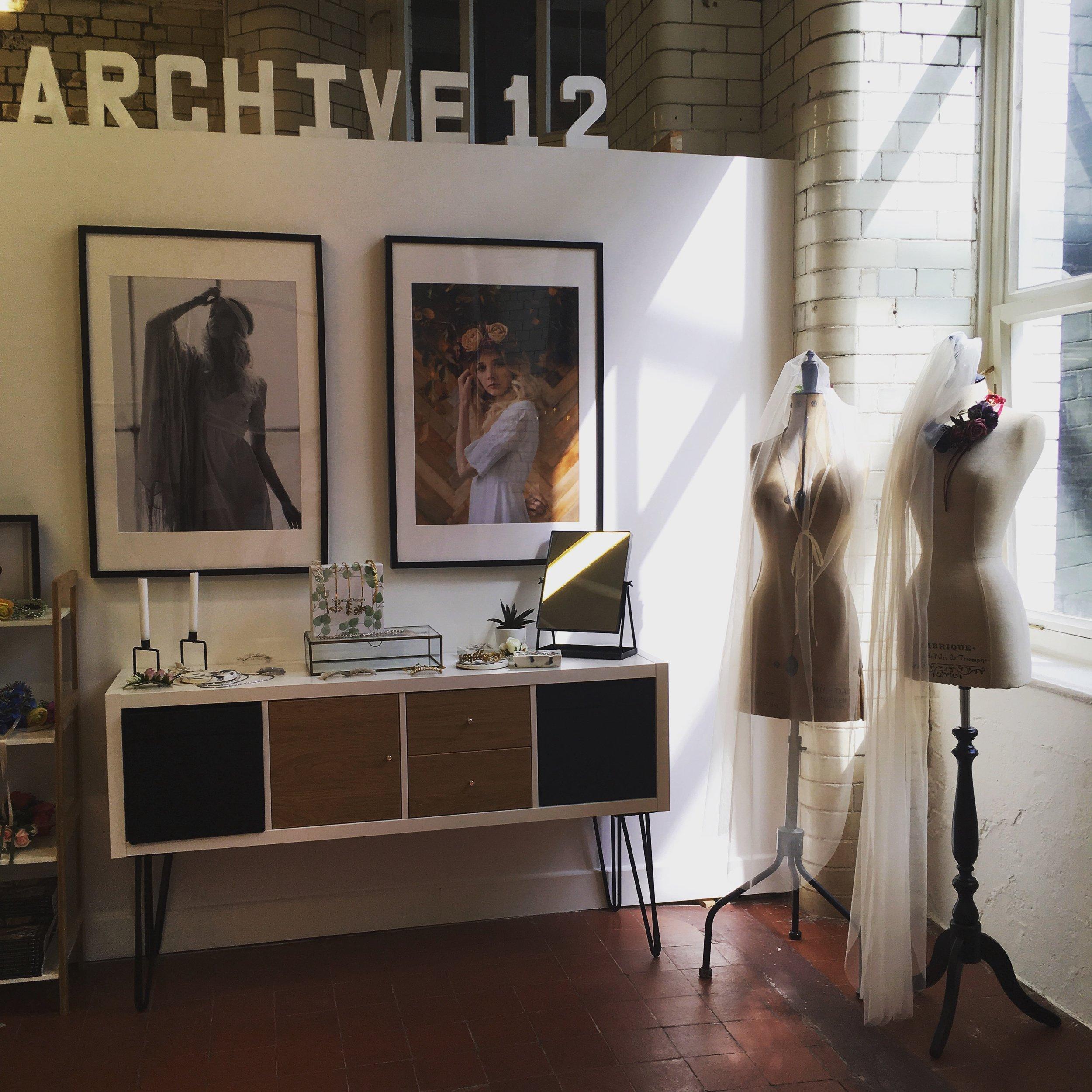 archive 12 belfast bridal shop