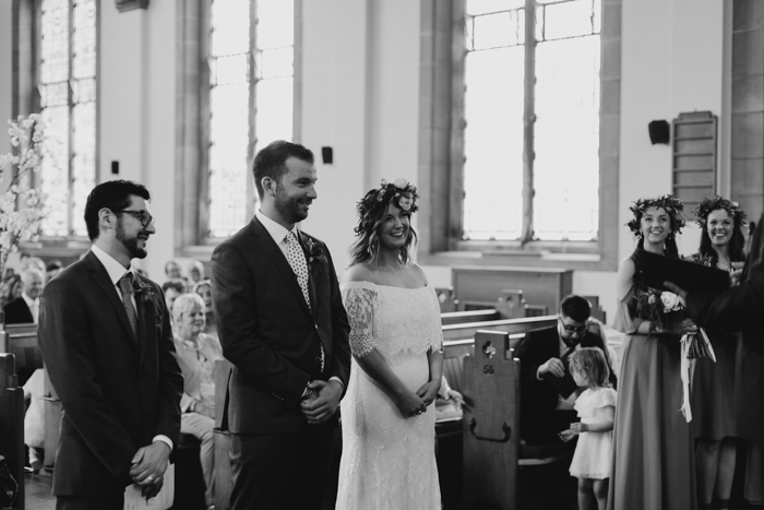 real bride in laurence by daughters of simone