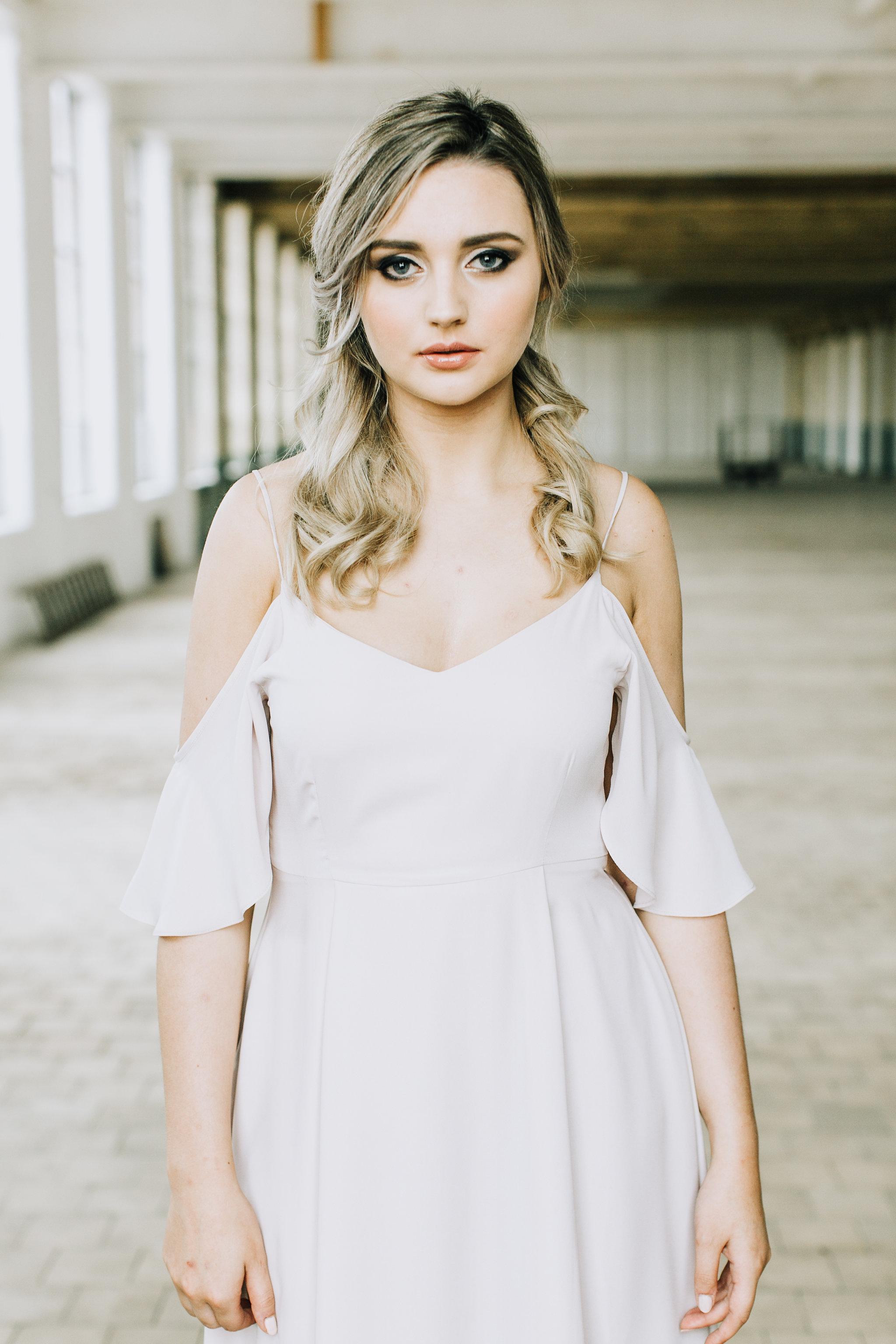 Inspire Weddings Beauty Shoot