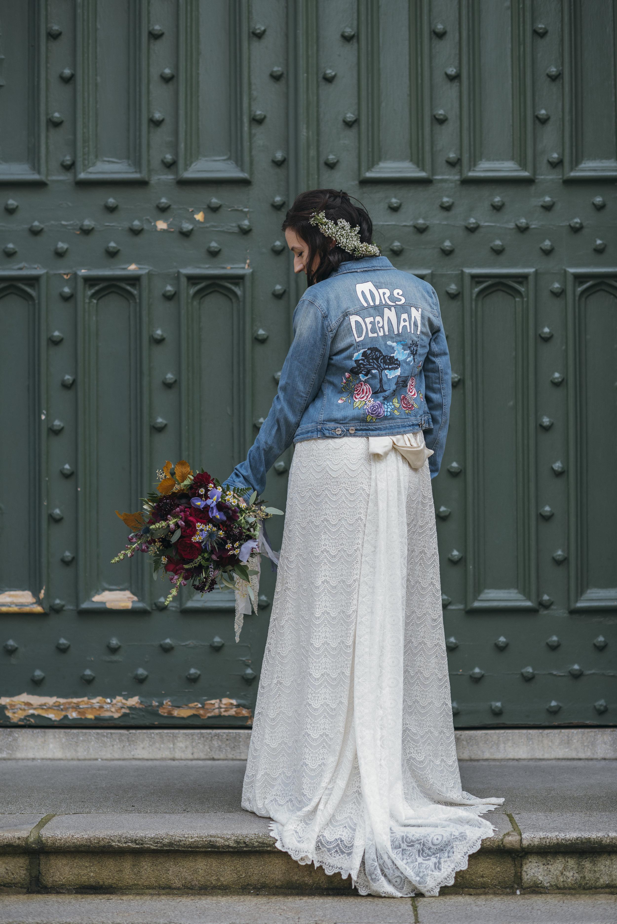 Steph wears Charley by Minna Hepburn