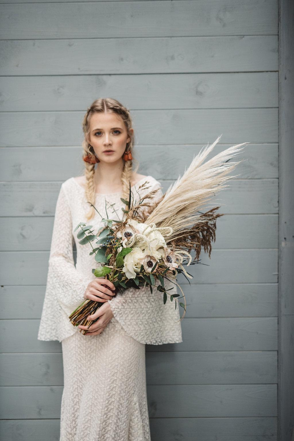 Inspire weddings magazine cover - archive 12 bridal boutique