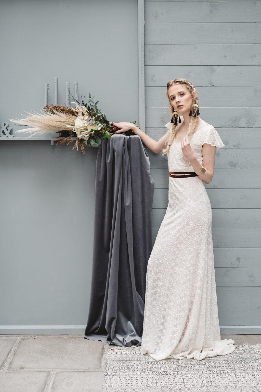 Archive 12 bridal look book 2018 Ireland