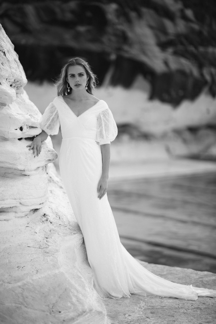 Jackson and Grace 2019 bridal collection