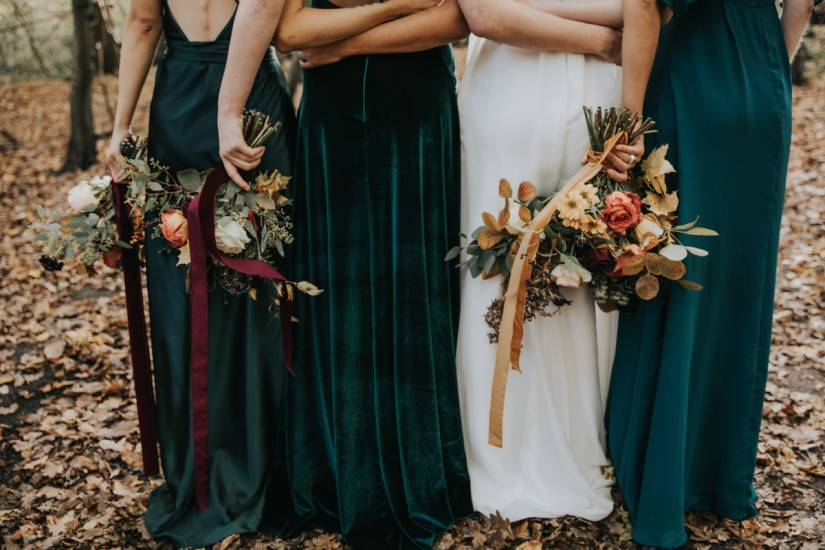 Mix and match with Rewritten Bridesmaids. Pic -  Nic Ford .