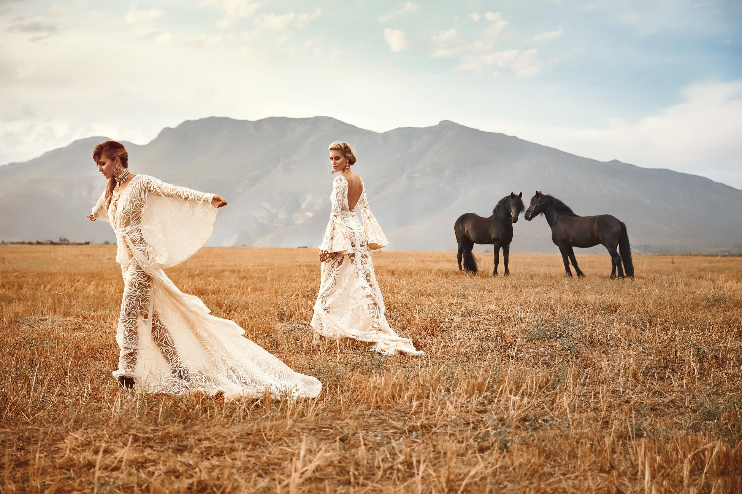 archive 12 X vagabond bridal 2019