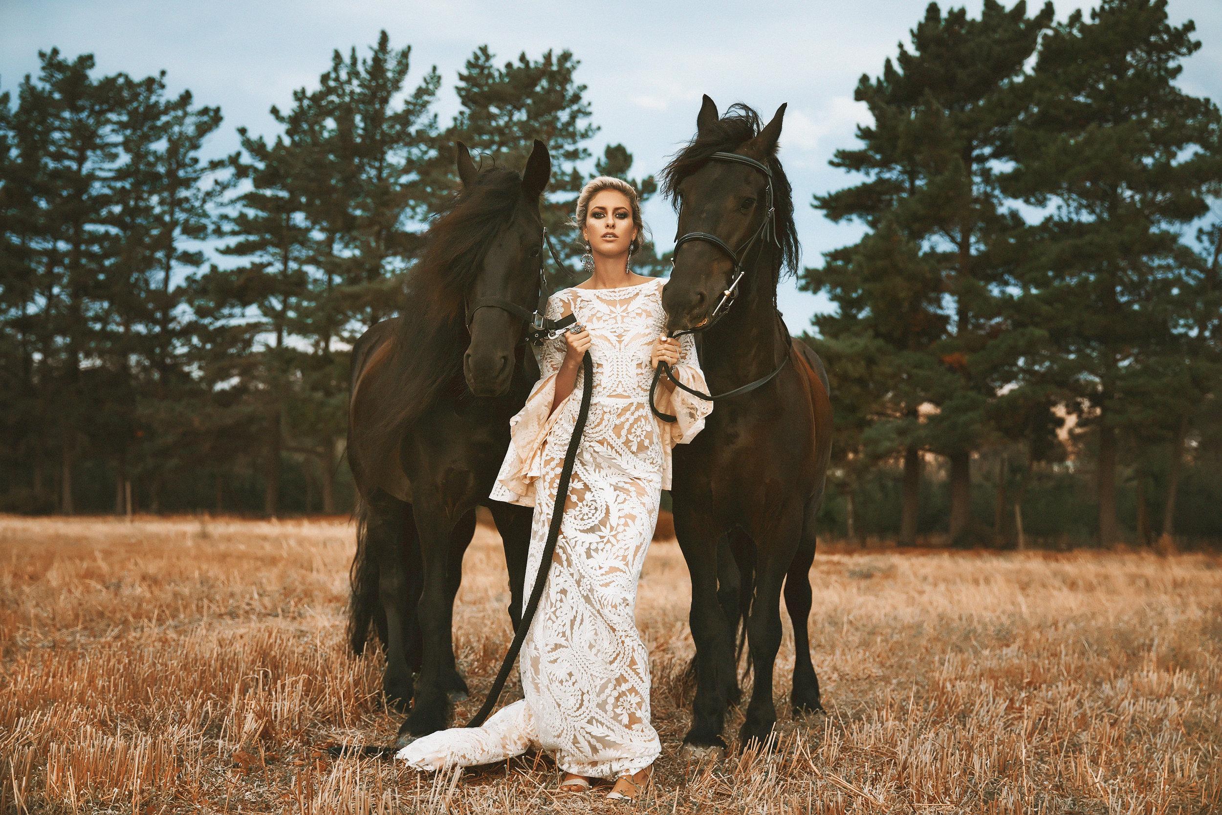archive 12 Vagabond bridal trunk show 2019