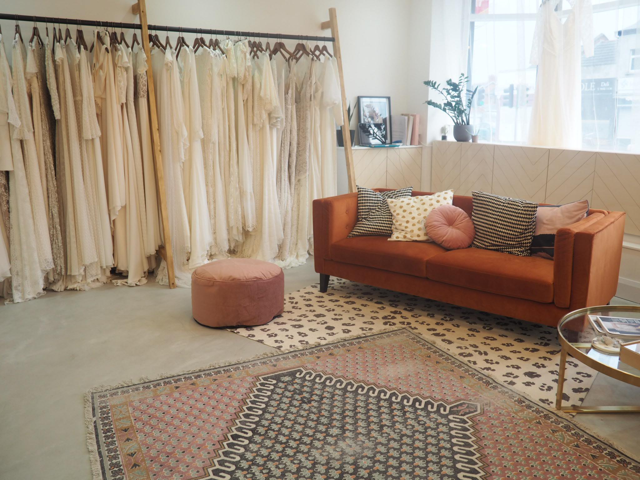 boho inspired decor to make you feel super relaxed.