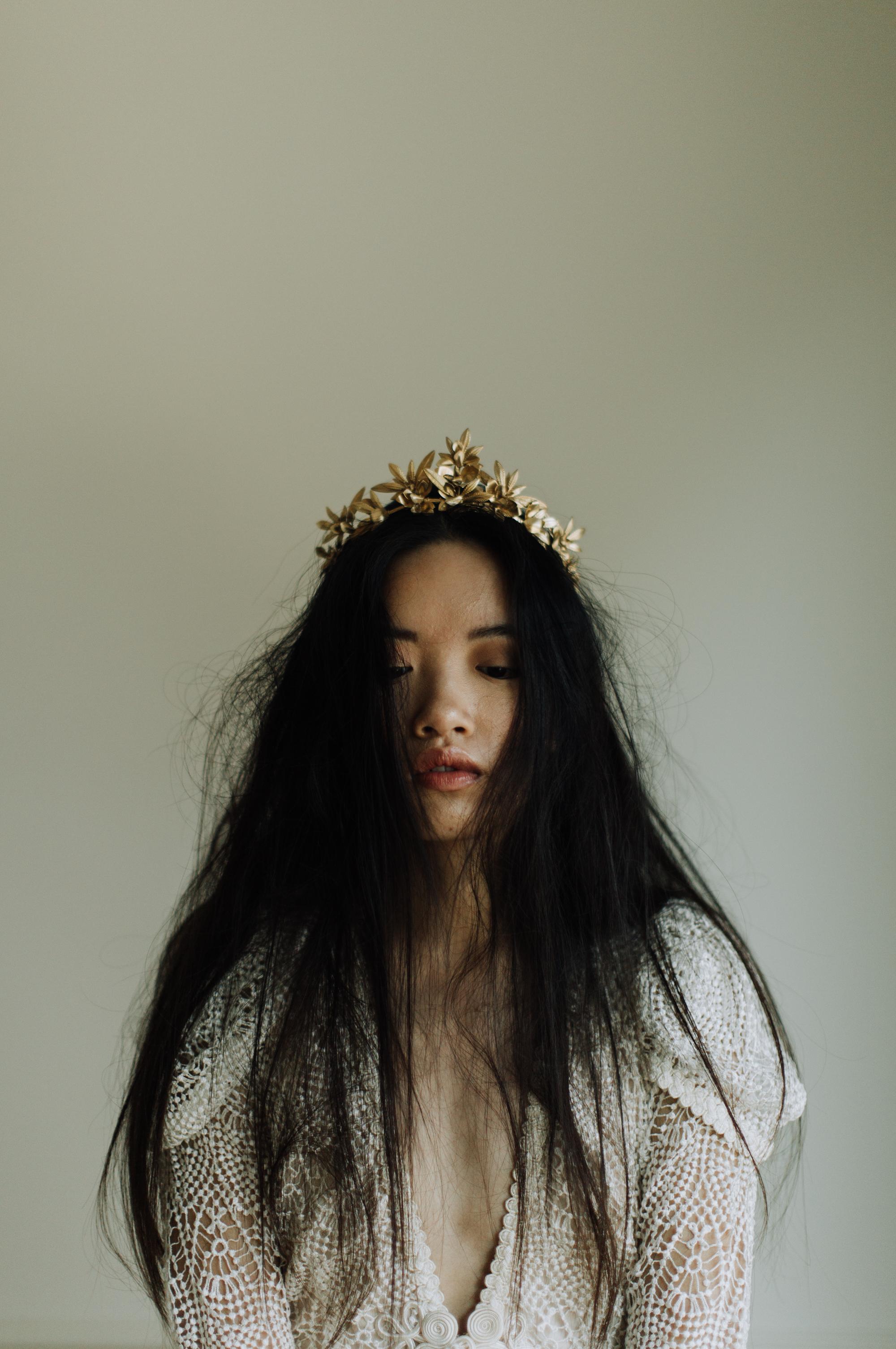 A.B.Ellie  Ivy Crown