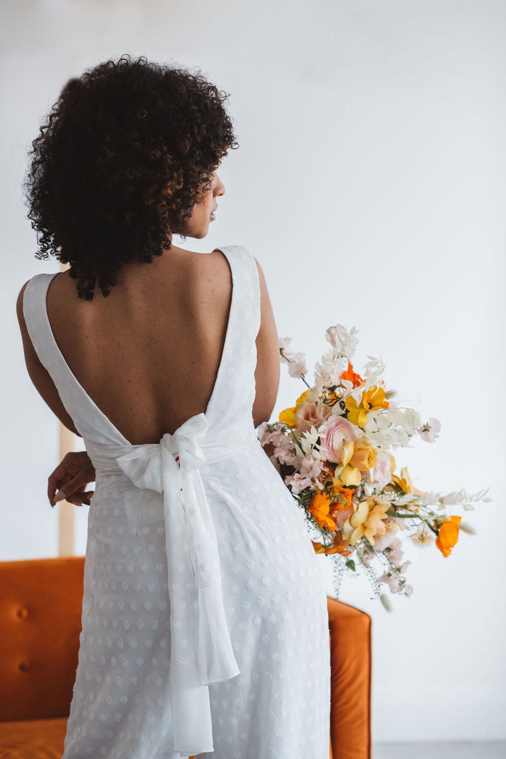 modern minimal styled wedding shoot by ARCHIVE 12 BOUTIQUE