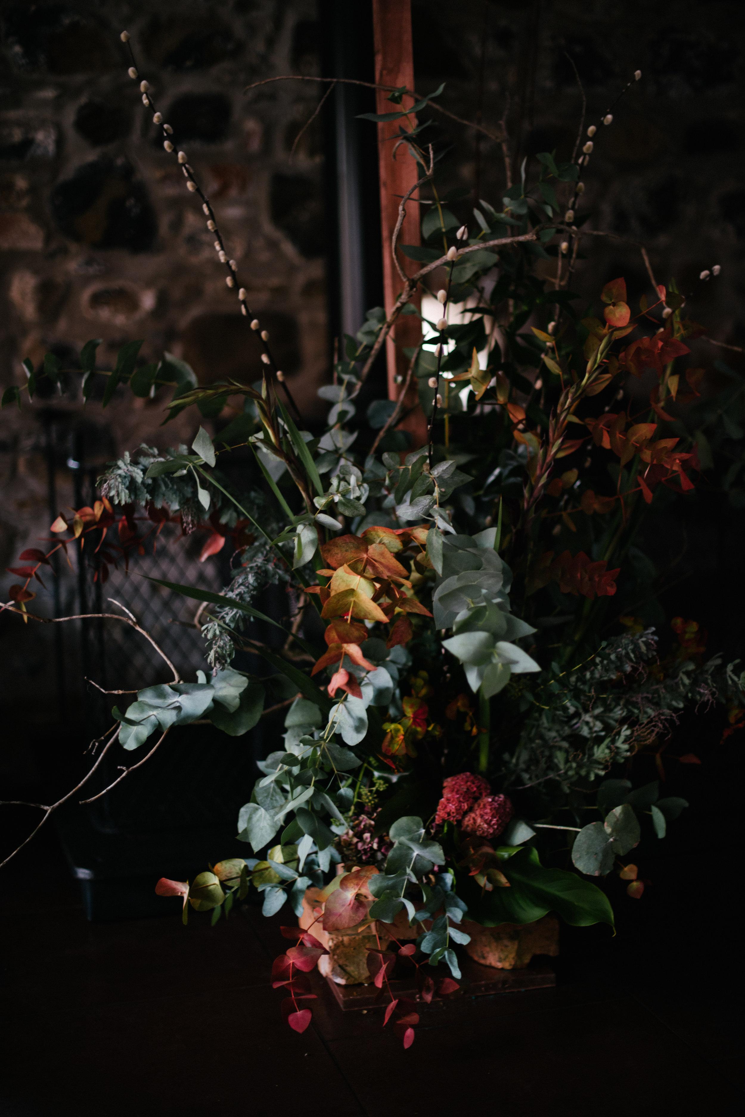 moody bridal florals ireland