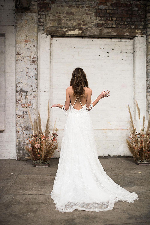 shikoba bride 2020 boho wedding dress collection