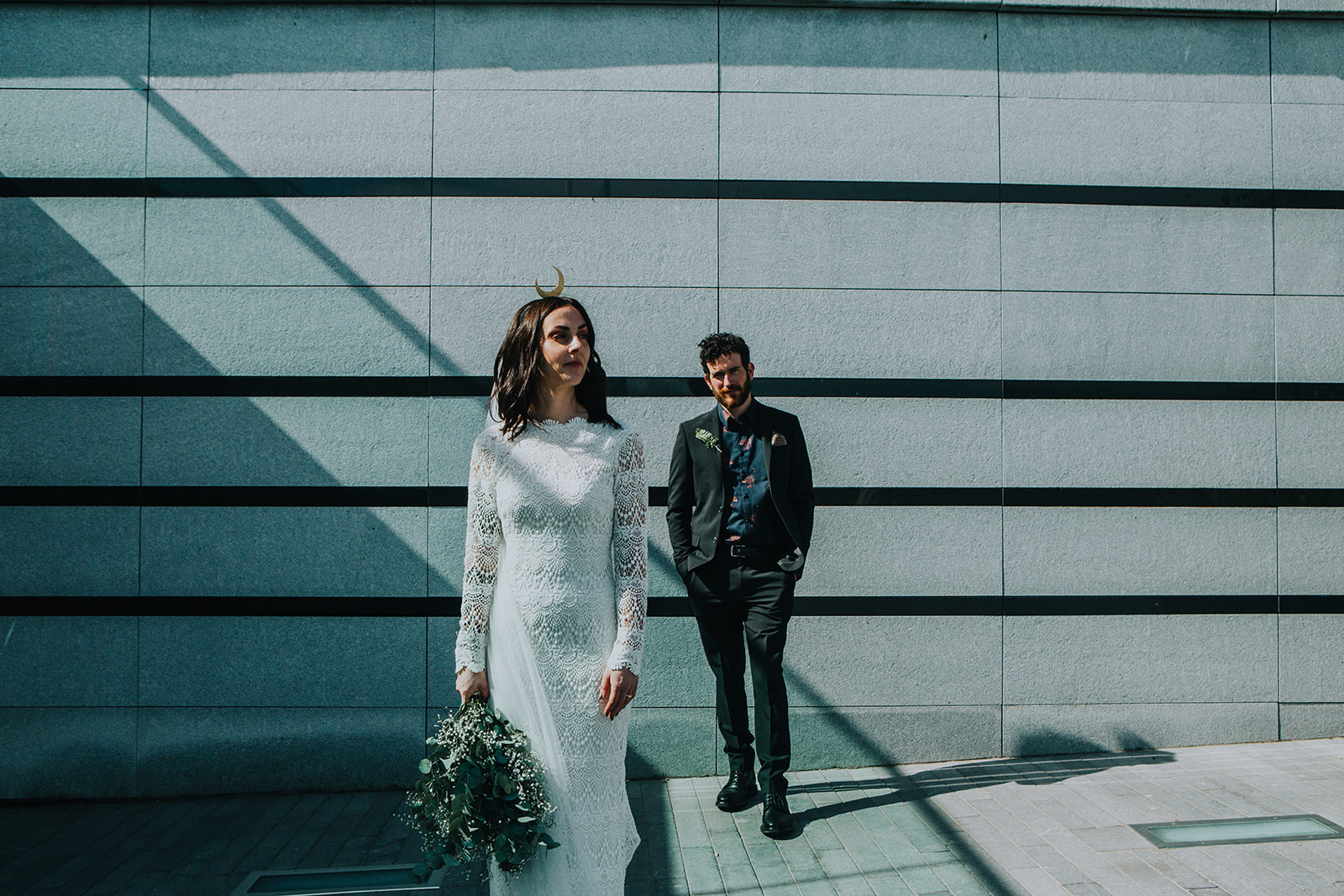 modern wedding photographers ireland