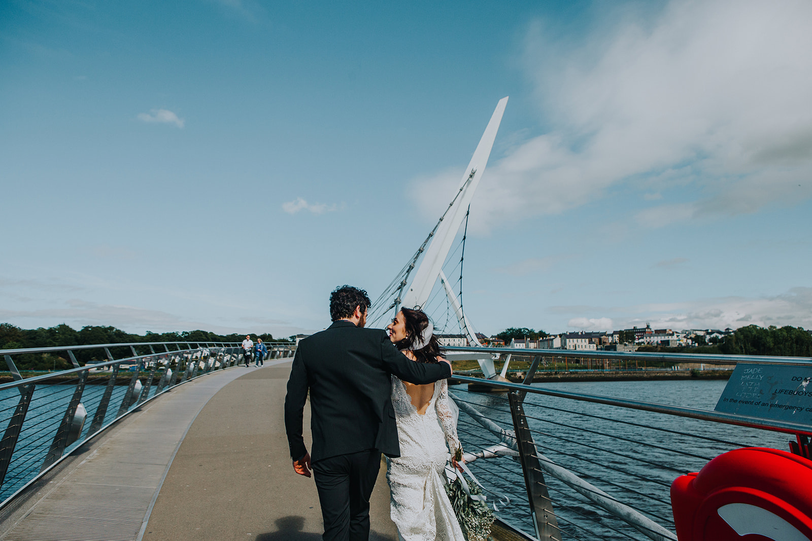 irish wedding photographers holly and lime