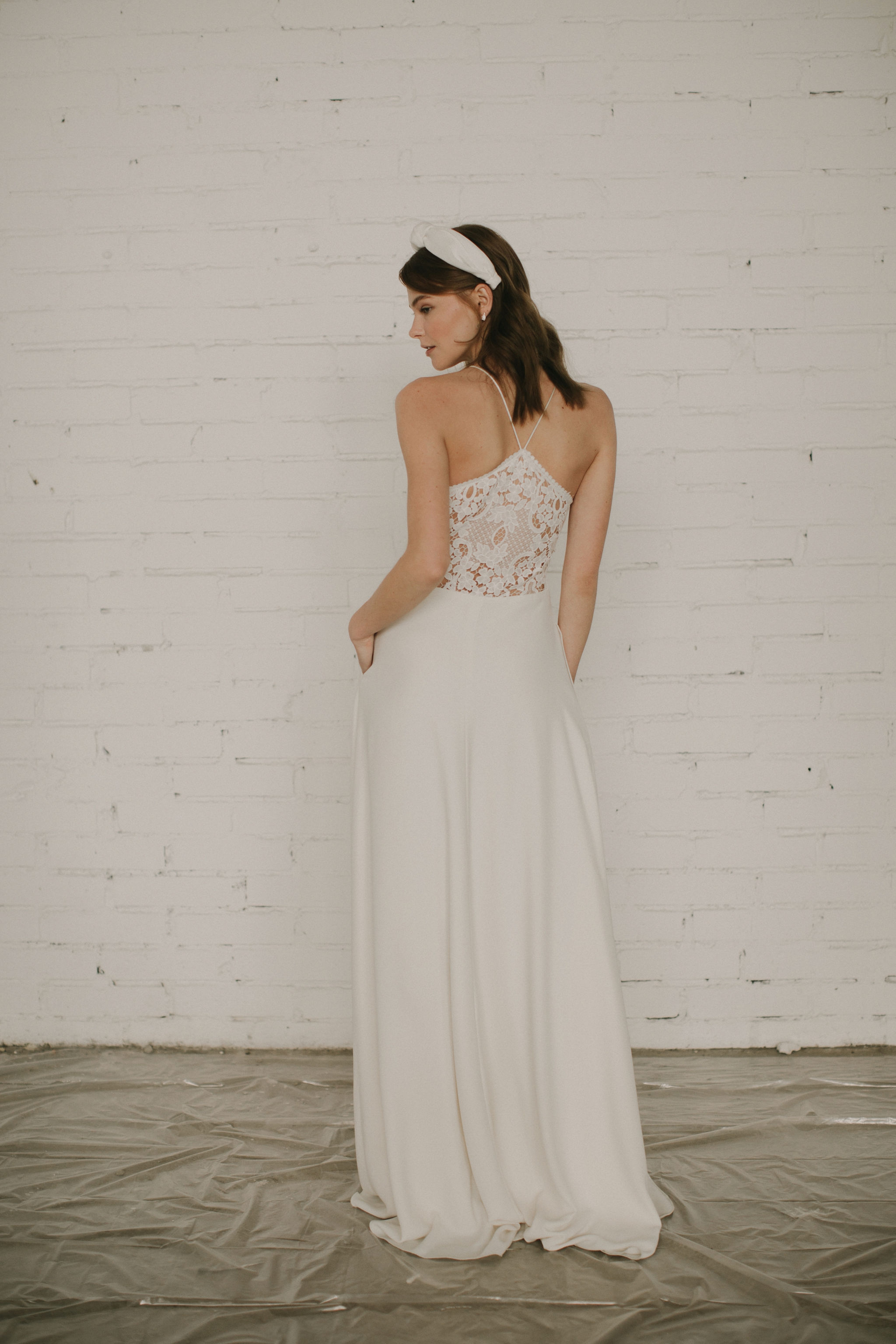 OTADUY 2020 BOHO WEDDING DRESS COLLECTION AT ARCHIVE 12