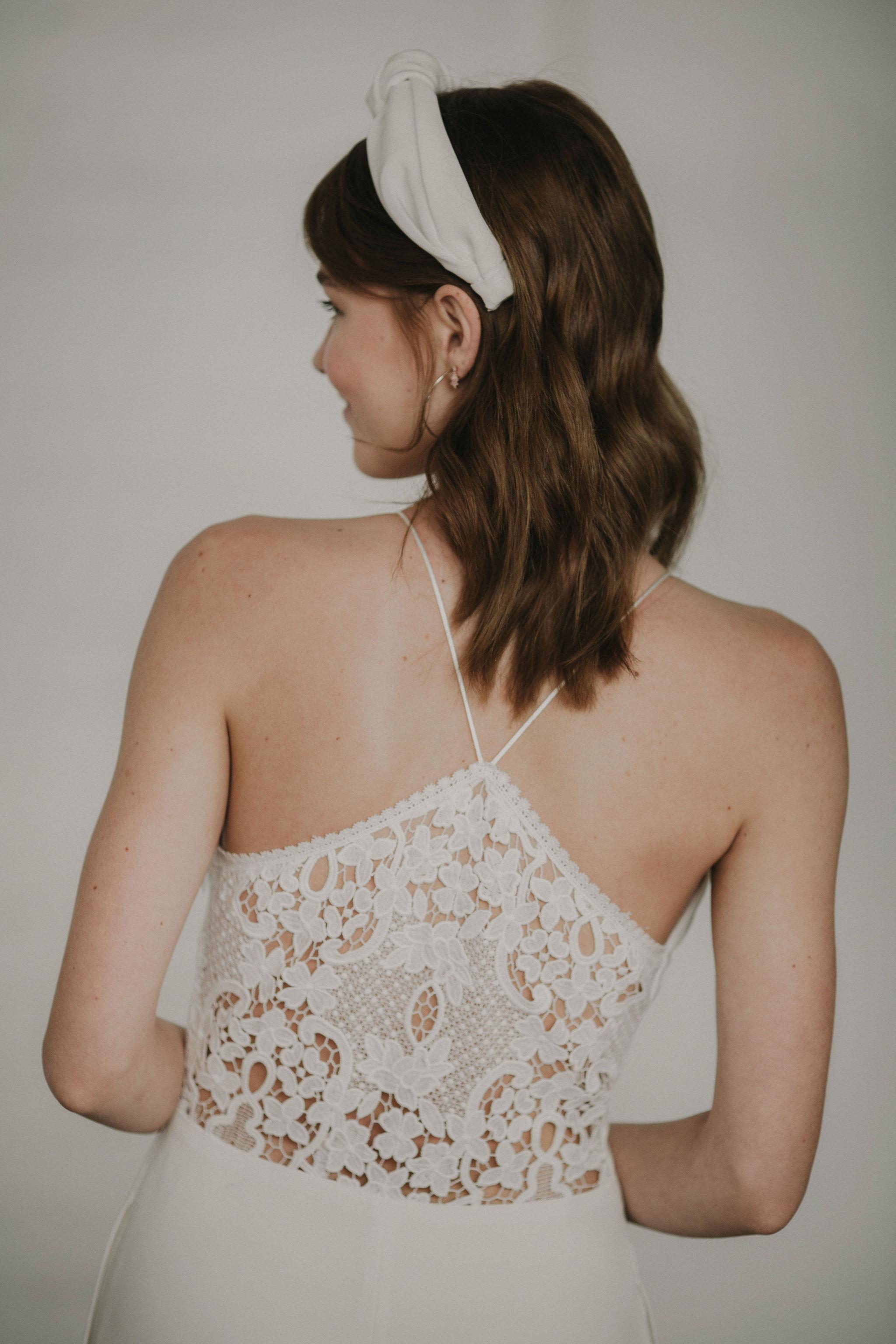 boho wedding dress collection by Otaduy