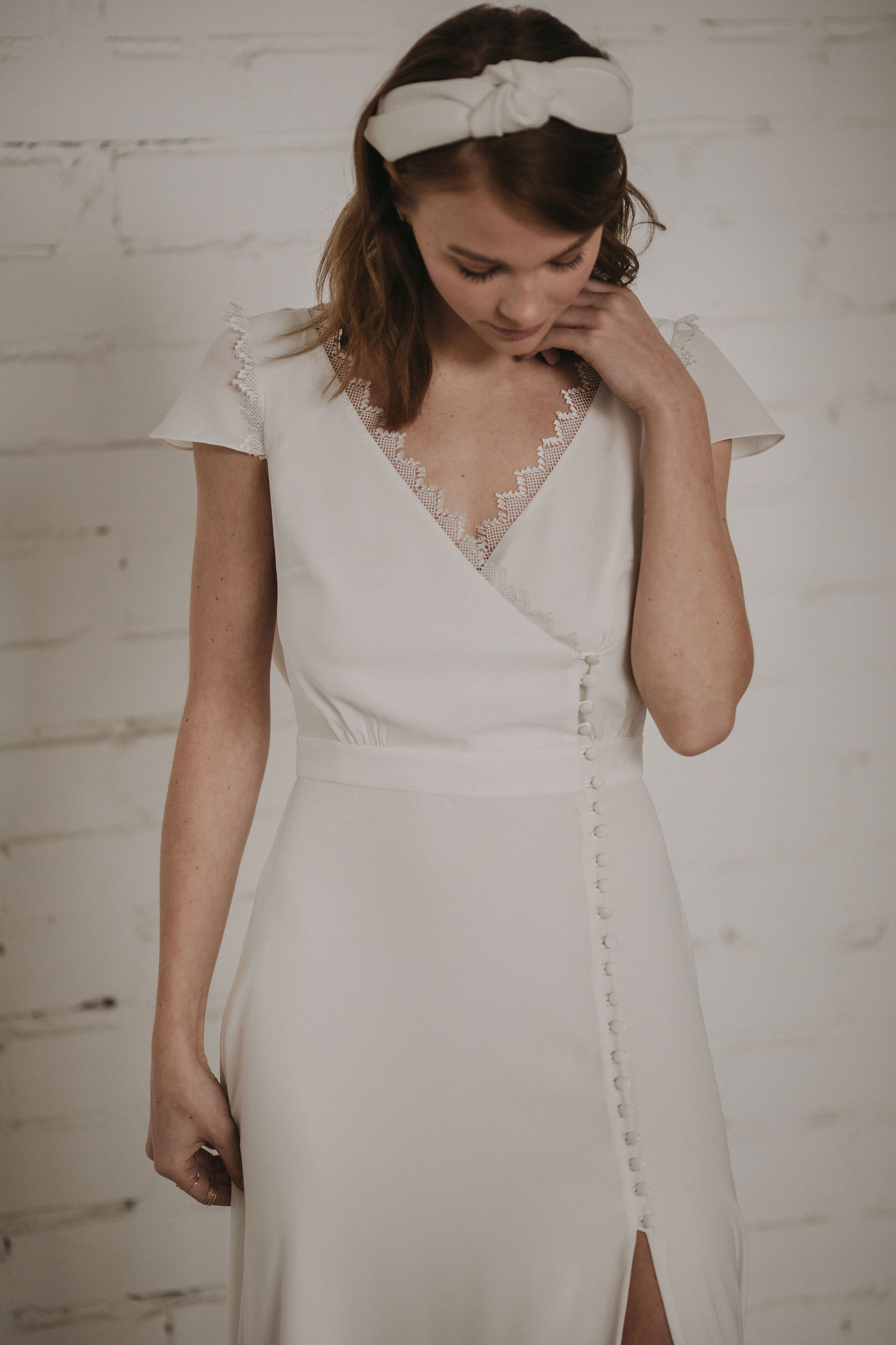 cool boho wedding dresses for the modern bride at Archive 12 Ireland