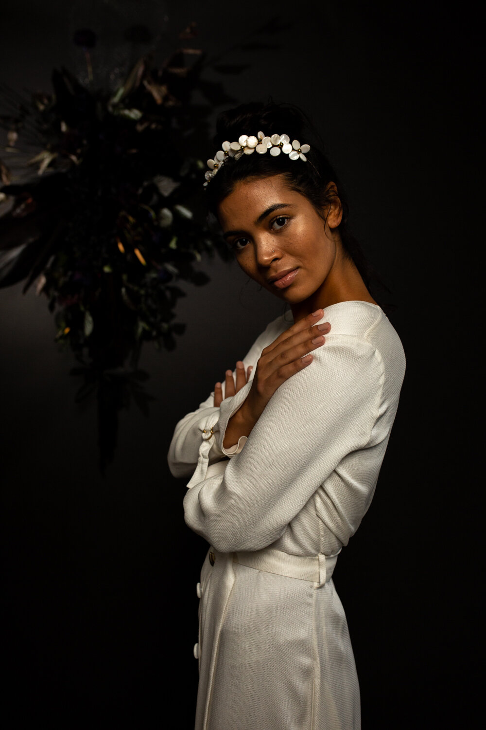 blue meadow bridal 2020 collection of cool wedding jewellery and accessories