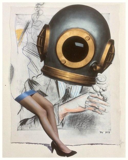 """Helmet Head"""